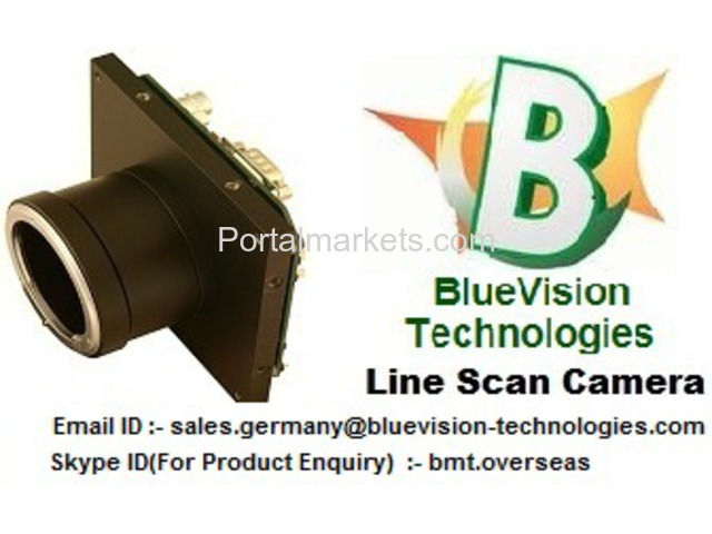 CCD LINE SCAN CAMERA - 2/4