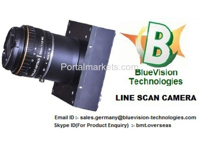 CCD LINE SCAN CAMERA - 3/4