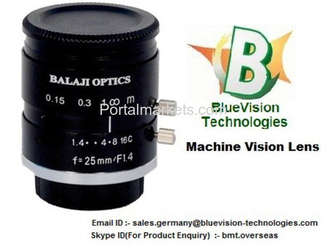 Machine vision lenses - 1/2