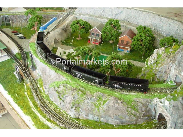 Miniature Trains, Railway Projects Call: 9620266458 / 9243077355,  www.adityaminiaturetrainmodels.co - 3/3