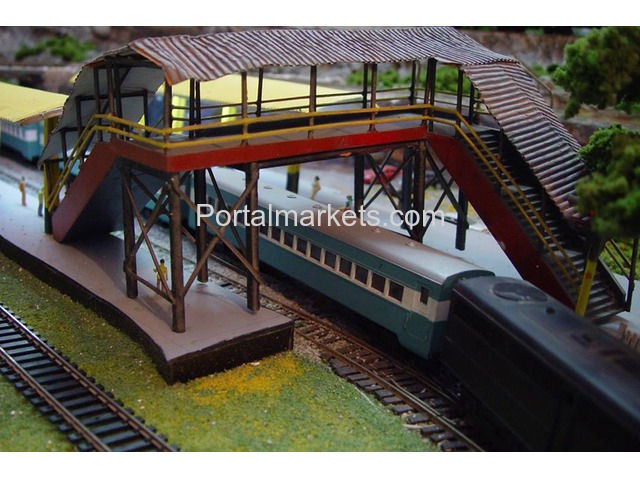 Model Trains, Accessories Call: 9620266458 / 9243077355,  www.adityaminiaturetrainmodels.com - 1/3