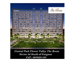 1 BHK Apartments in Gurgaon - Central Park   9289221168