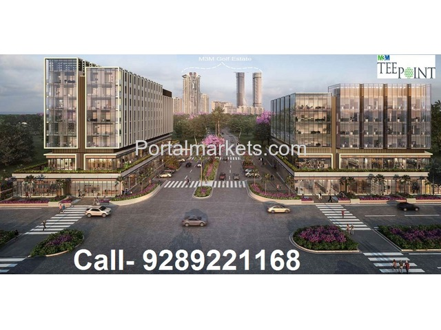 Retail Shops in Gurgaon | M3M Tee Point Sector 65 Gurgaon - 1/3