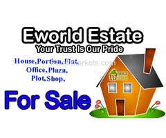 1 Kanal Plot For Sale In Police Foundation O-9