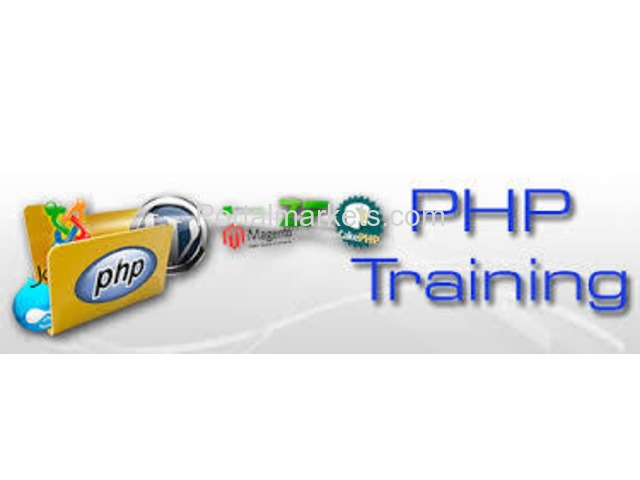 PHP Training in Noida - PHP Training Institute in Noida - 1/1