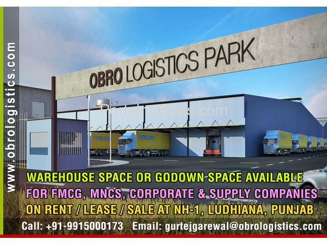 Warehouse on rent lease in Ludhiana Punjab - 2/4