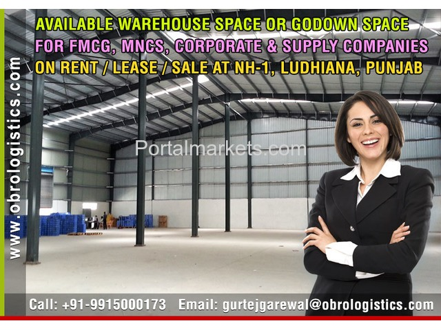 Warehouse on rent lease in Ludhiana Punjab - 3/4