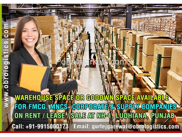 Warehouse on rent lease in Ludhiana Punjab - 4/4