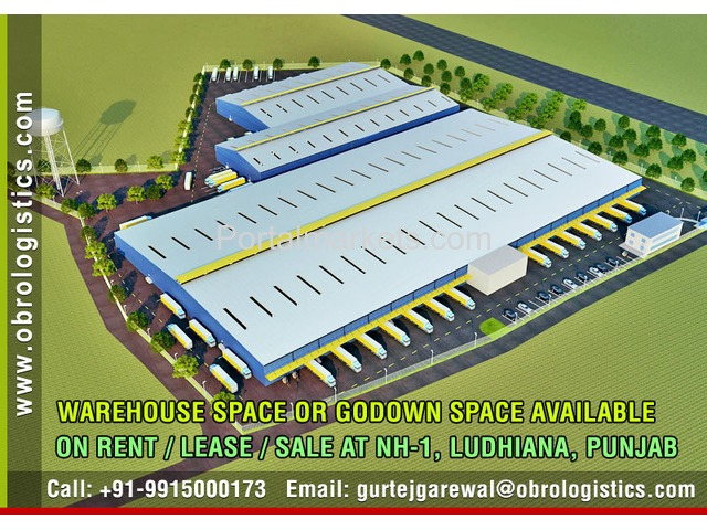 Godown on rent lease in Ludhiana Punjab - 2/4