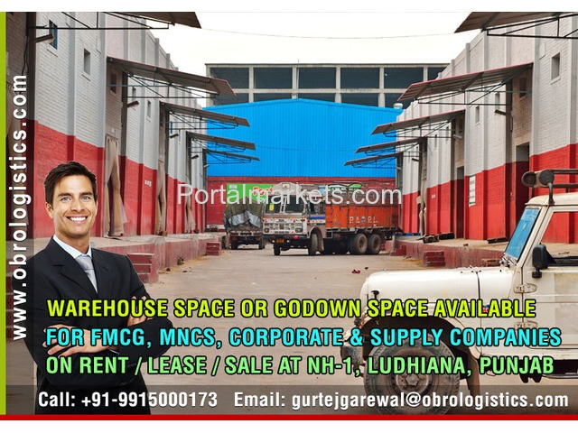 Godown on rent lease in Ludhiana Punjab - 3/4