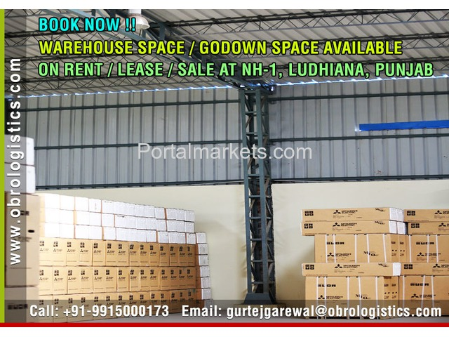 Godown on rent lease in Ludhiana Punjab - 4/4
