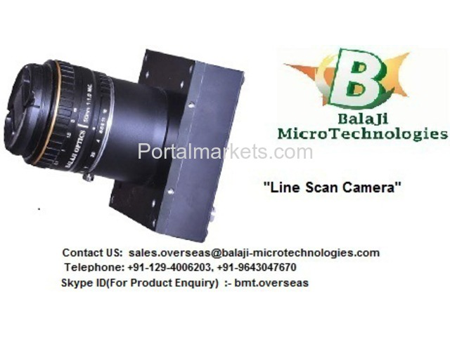 LINE SCAN CAMERA – BALAJI MICROTECHNOLOGIES (BMT) - 3/3