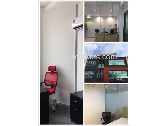 Promotional RM100 nett for Fully Furnished Office - 2/3