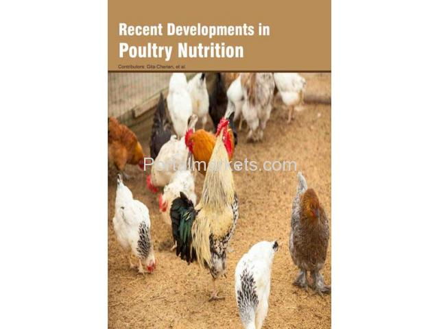 Recent Developments in Poultry Nutrition - 1/1