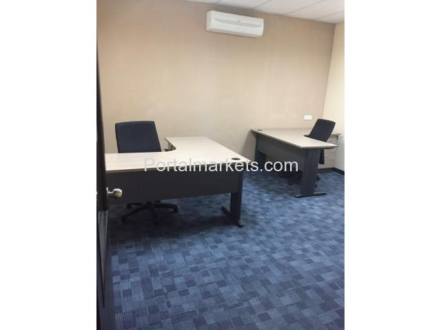 Flexible Lease & Fully Furnished Office Space at Petaling Jaya Area - 1/2