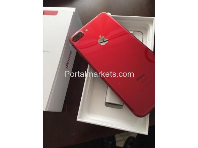 For Sale : Apple iPhone 7 Plus 256GB  RED Special Edition / PlayStation 4 500GB / Samsung Galaxy S8 - 1/1
