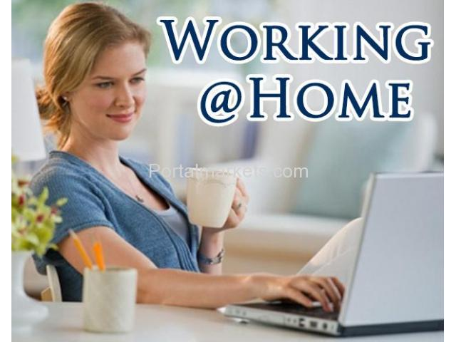 WORK FROM HOME JOBS FOR ALL: EARN DAILY INCOME IN $$$ USING PC OR MOBILE - 2/2