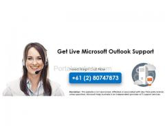 Microsoft Outlook Customer Support +61(2)80747873