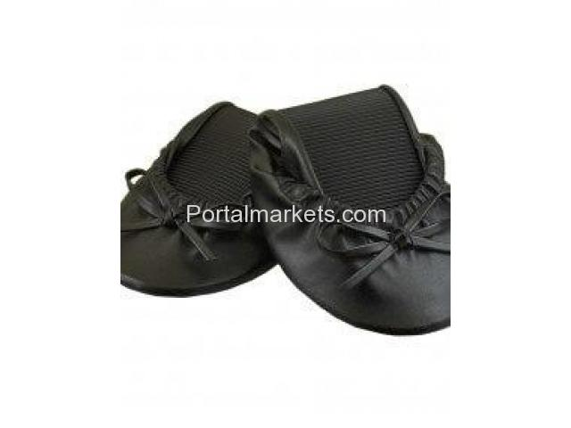 Buy the best Folding Shoes from a good collection of Foldable Shoes by YourSoleMates - 1/4