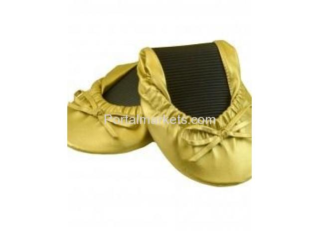 Buy the best Folding Shoes from a good collection of Foldable Shoes by YourSoleMates - 2/4