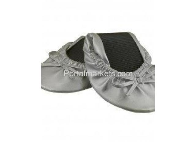 Buy the best Folding Shoes from a good collection of Foldable Shoes by YourSoleMates - 4/4