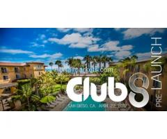 Club8's Newline of CBD products for Health & Beauty.