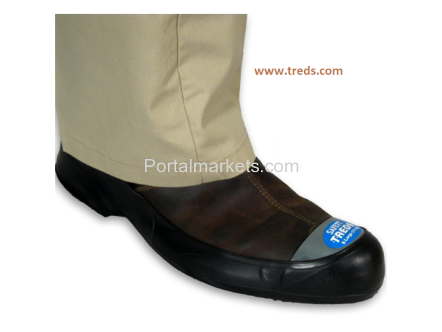 TREDS Steel Toe Safety Shoecovers - 1/3