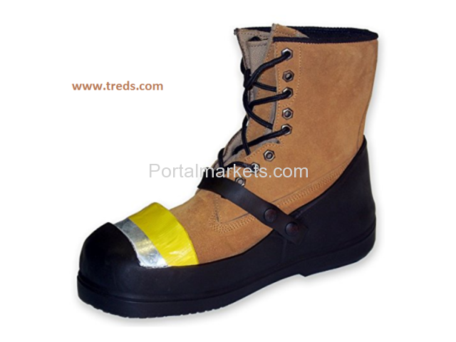 TREDS Steel Toe Safety Shoecovers - 2/3
