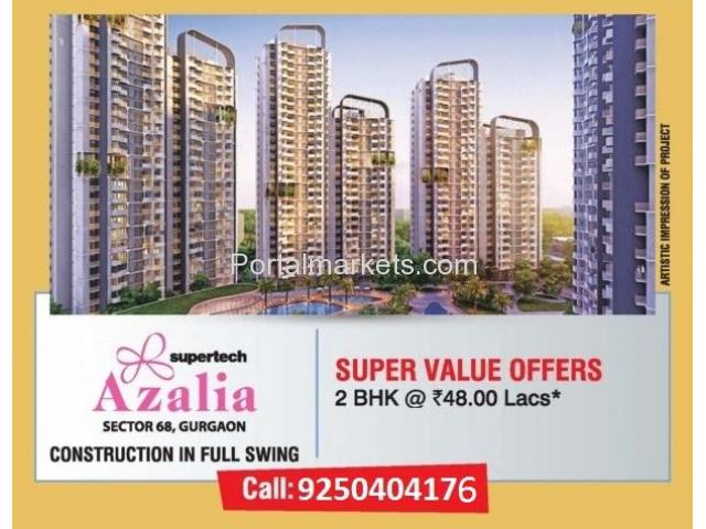 Supertech Azalia Sector 68 Sohna Road Gurgaon - 1/3