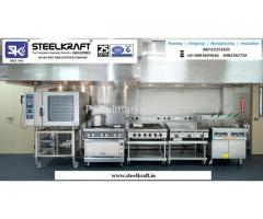 Kitchen and Cooking Equipments Manufacturers in Bangalore Call: +919448243848, www.steelkraft.in