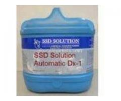 SSD Super Automatic Solution and Activation Powder