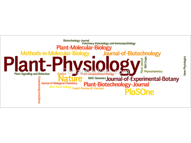 Plant Science Conference - 2/2