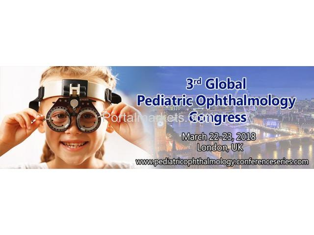 3rd Global Pediatric Ophthalmology Conference - 1/1
