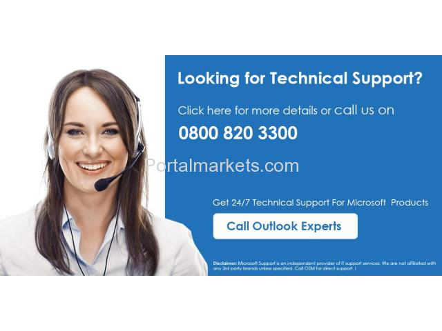 Outlook Support UK - 1/1