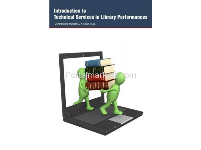 Introduction to Technical Services in Library Performances - 1/1
