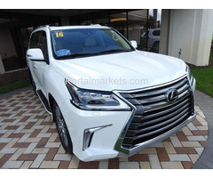 For Sale Lexus LX 570 2016 @ $15000...Whatsapp: +1 857 309 9761