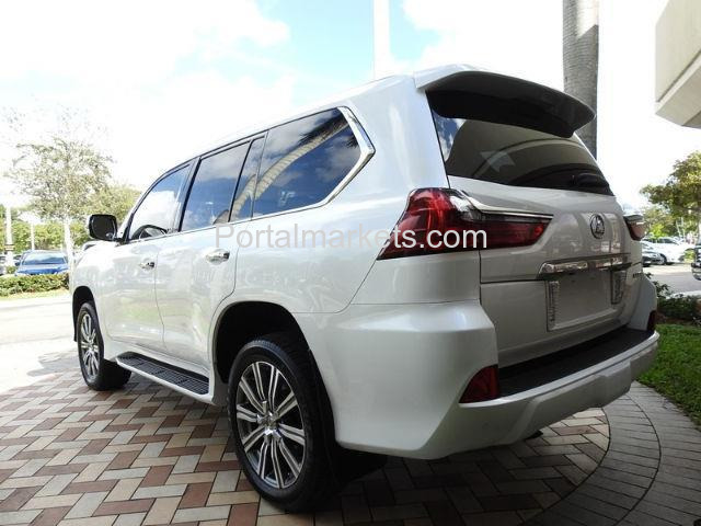 For Sale Lexus LX 570 2016 @ $15000...Whatsapp: +1 857 309 9761 - 4/4