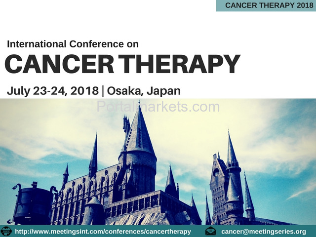 International Conference on Cancer Therapy - 1/4