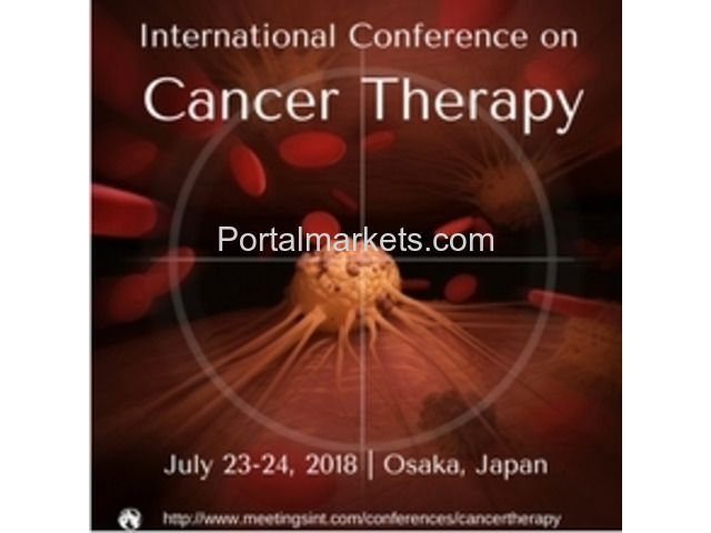 International Conference on Cancer Therapy - 4/4