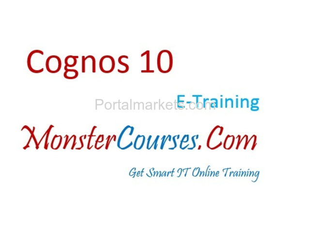 IBM Cognos Online Training, Cognos 10.2 Online Training - 1/1