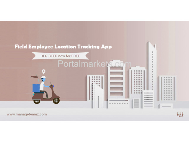 Field Employee Location Tracking App - 1/1