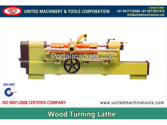 Wood Turning Lathe Manufacturers Exporters in India Punjab Ludhiana - 1/4