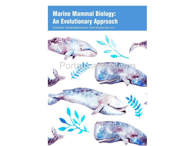 Marine Mammal Biology: An Evolutionary Approach - 1/1
