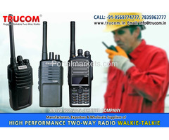 Walkie Talkie manufacturers in India