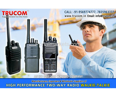 Two way Radio Communication Device India