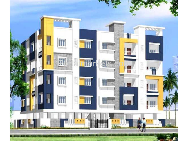 2 Bhk Apartment For Sale - 1/1