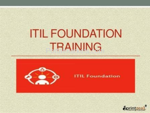 ITIL Training in Mumbai - 1/1