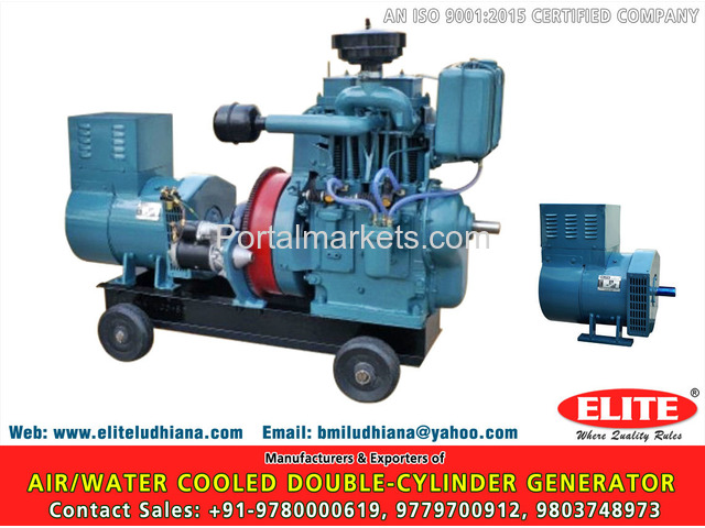 Water Cooled Multi Cylinder Engine - 2/4