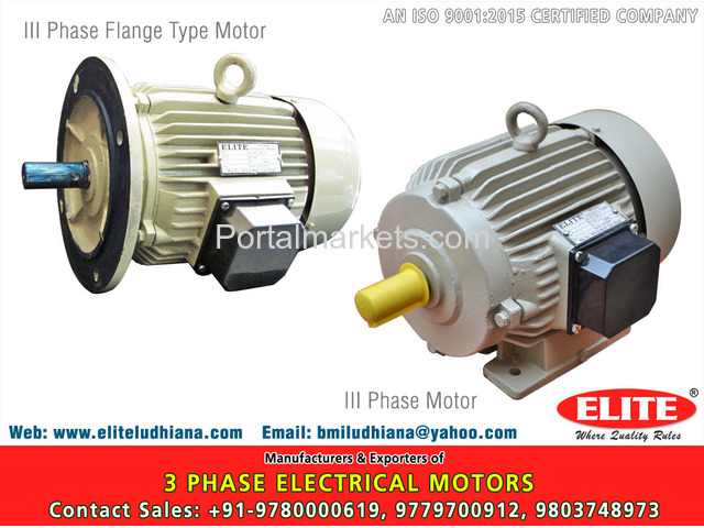 1 Phase Electric Motors - 1/4