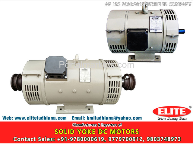 1 Phase Electric Motors - 2/4
